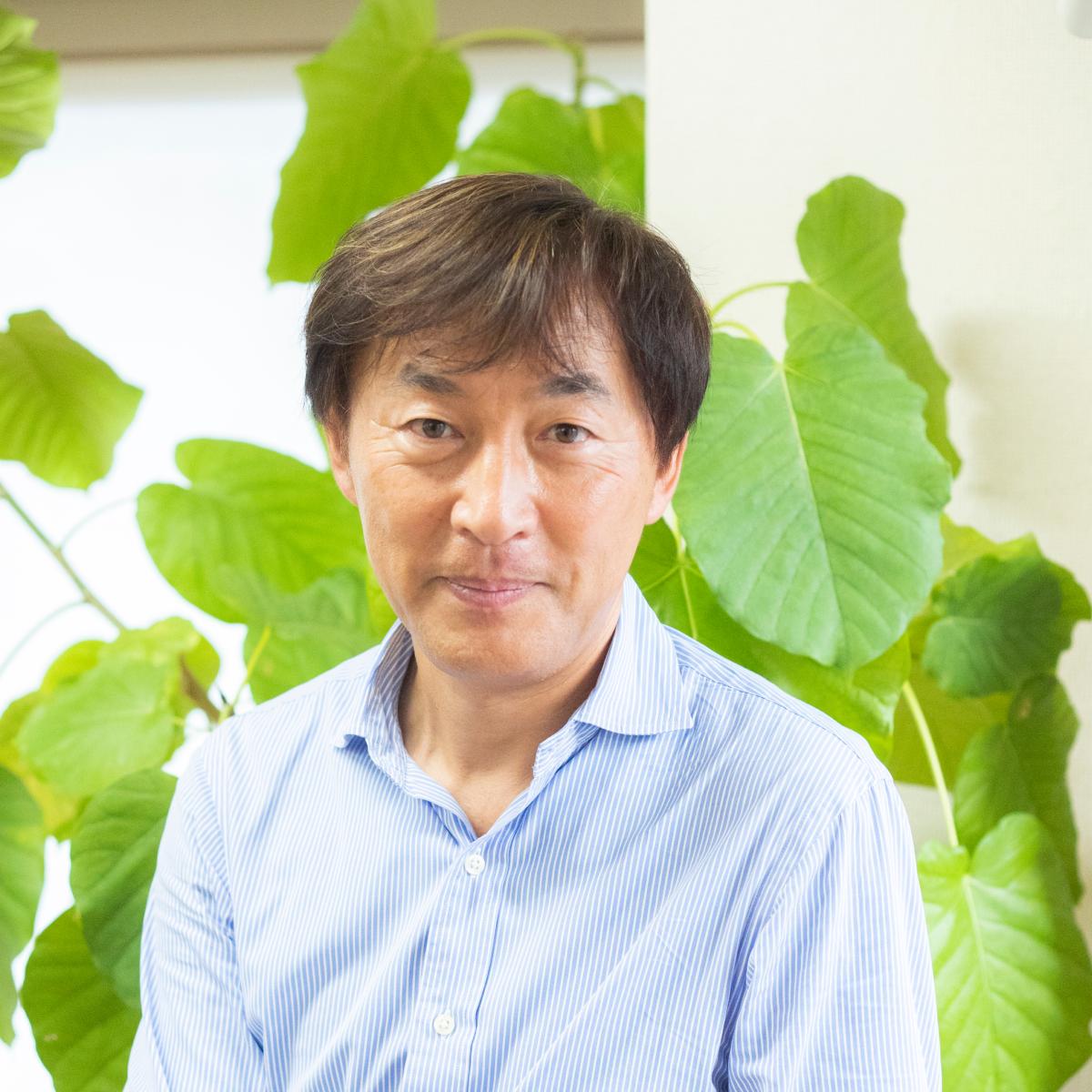 北村氏の顔写真